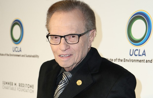 Larry King confronts Katie Couric