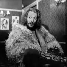 Meeting Ginger Baker