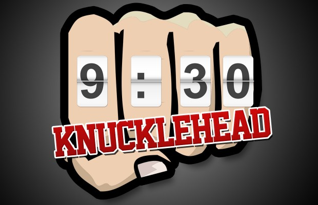 February's 9:30 Knucklehead of the Month
