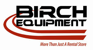 Birch Equipment, Thursday, 11a-1p,