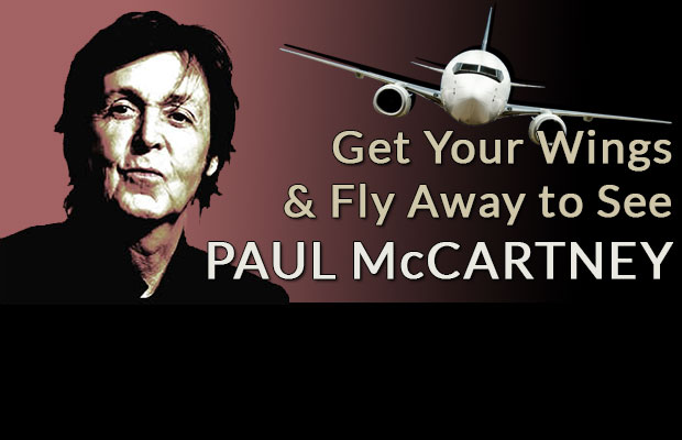 McCartney in concert!