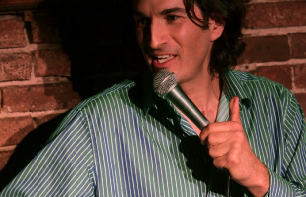 Gary Gulman about losing his temper at Trader Joe's