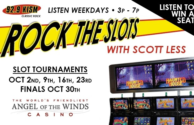 Rock The Slots
