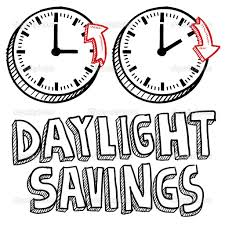 Daylight saving time troubles!