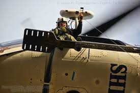 Oso helicopter pilot