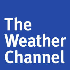 The weather channel's Chris Warren