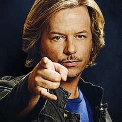 David Spade on acting being easy and the Oscars - DavidSpade